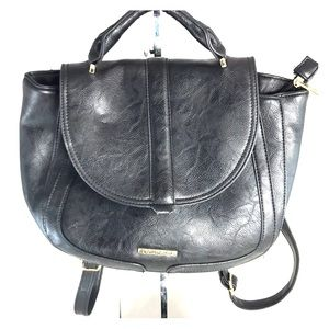Rampage leather backpack